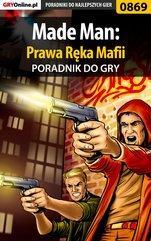 Made Man: Prawa Ręka Mafii - poradnik do gry