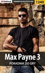 Max Payne 3 - poradnik do gry