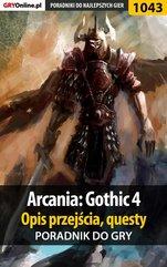 Arcania: Gothic 4 - poradnik, opis przejścia, questy