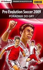Pro Evolution Soccer 2009 - poradnik do gry