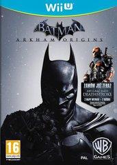 Batman: Arkham Origins (WiiU) PL
