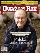 """""""Uważam Rze. Inaczej pisane"""" nr 34/2013"""
