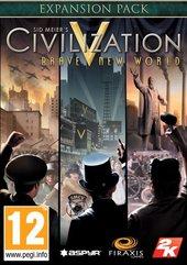 Sid Meier's Civilization V: Brave New World (MAC) DIGITAL