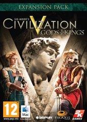 Sid Meier's Civilization V: Gods & Kings (MAC) DIGITAL