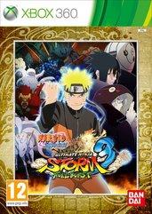 Naruto Shippuden Ultimate Ninja Storm 3: Full Burst Classic(X360)