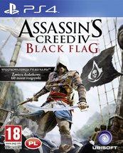 Assassin's Creed IV Black Flag Buccaneer Edition (PS4) PL