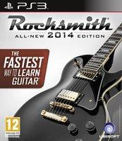 Rocksmith 2 (PS3) Bundle Cable + kabel