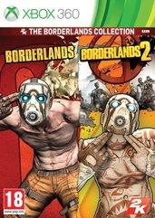 Borderlands Collection Borderlands 1 & 2 Pack (X360)