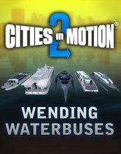 Cities in Motion 2: Wending Waterbuses (PC) DIGITAL