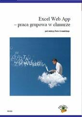 Excel Web App - Opracowanie grupowa w chmurze