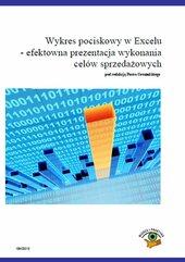 Wykres pociskowy w Excelu – efektowna prezentacja wykonania celów sprzedażowych