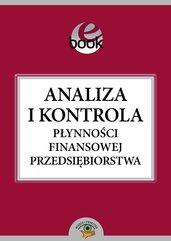 Analiza i kontrola płynności finansowej przedsiębiorstwa