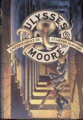 Ulysses Moore. (Tom 2). Antykwariat ze starymi mapami