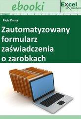 Zautomatyzowany formularz zaświadczenia o zarobkach