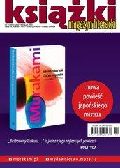 Magazyn Literacki KSIĄŻKI nr 11/2013