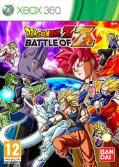 Dragon Ball Z Battle of Z (X360) Edycja Kolekcjonerska + DLC