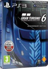 Gran Turismo 6 Anniversary Edition (PS3) PL/ANG