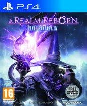 Final Fantasy XIV - A Realm Reborn (PS4)