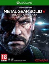 Metal Gear Solid V Ground Zeroes (XOne) + DLC