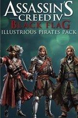Assassin's Creed IV Black Flag  Illustrious Pirates Pack DLC (PC) PL