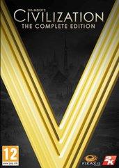 Sid Meier's Civilization V Wydanie Kompletne (PC) PL klucz Steam