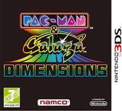 Pac-Man & Galaga Dimensions (3DS)