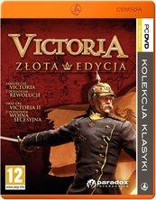 Victoria: Złota edycja (PC) PL/ANG