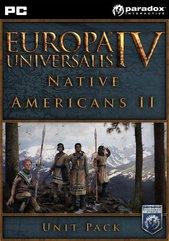 Europa Universalis IV: Native Americans II Unit Pack (PC) DIGITAL