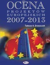 Ocena projektów europejskich 2007-2013