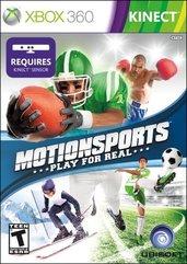 Motion Sports (X360) dla  Kinect