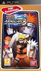 Naruto Shippuden: Ultimate Ninja Heroes 3 Essentials (PSP)