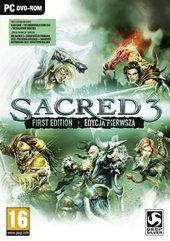 Sacred 3 Pierwsza Edycja (PC) PL