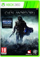Śródziemie: Cień Mordoru (X360) PL