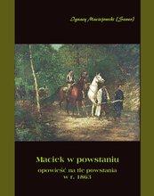Maciek w powstaniu - opowieść na tle powstania 1863 r.