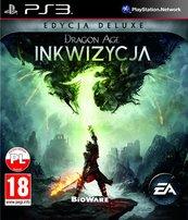 Dragon Age Inkwizycja Edycja Deluxe (PS3) PL