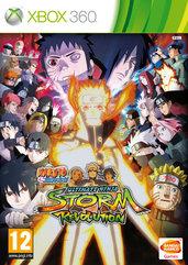 Naruto Shippuden: Ultimate Ninja Storm Revolution (X360) PL