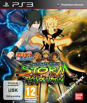Naruto Shippuden: Ultimate Ninja Storm Revolution (PS3) PL Edycja Samuraja + DLC