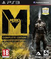 Metro Last Light Wydanie Kompletne (PS3)