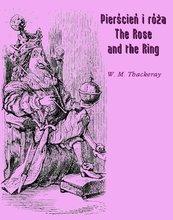 Pierścień i róża czyli historia Lulejki i Bulby. Pantomima przy kominku dla dużych i małych dzieci. The Rose and the Ring or The