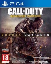 Call of Duty: Advanced Warfare - Edycja DZIEŃ ZERO (PS4)