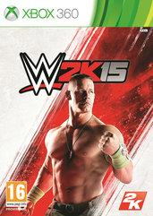 WWE 2k15 (X360)