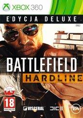 Battlefield Hardline Edycja Deluxe (X360) PL