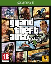 Grand Theft Auto V (XOne) PL