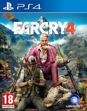 Far Cry 4 – EDYCJA KYRAT  (PS4) PL