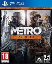 Metro Redux (PS4) PL