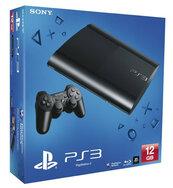 Konsola PlayStation 3 12 GB + Wolfenstein: New Order + Avatar + film blu-ray