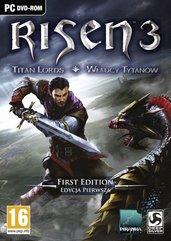 Risen 3: Władcy tytanów - Edycja Kolekcjonerska (PC) PL