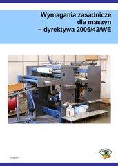 Wymagania zasadnicze dla maszyn – dyrektywa 2006/42/WE