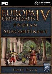 Europa Universalis IV DLC Indian Subcontinent Unit Pack (PC) DIGITAL