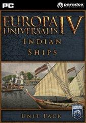 Europa Universalis IV DLC Indian Ships Unit Pack (PC) DIGITAL